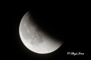 Lunar Eclips September 27, 2015